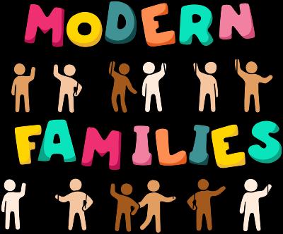 Modern Families logo