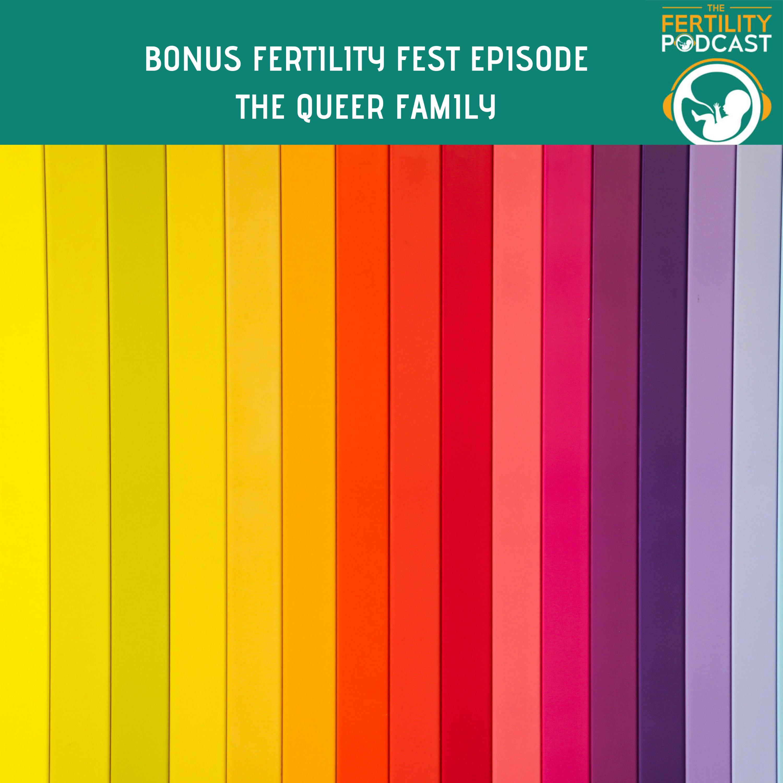 Fertility Fest podcast takeover